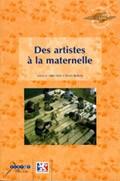 Couverture du livre Des artistes à l'école maternelle
